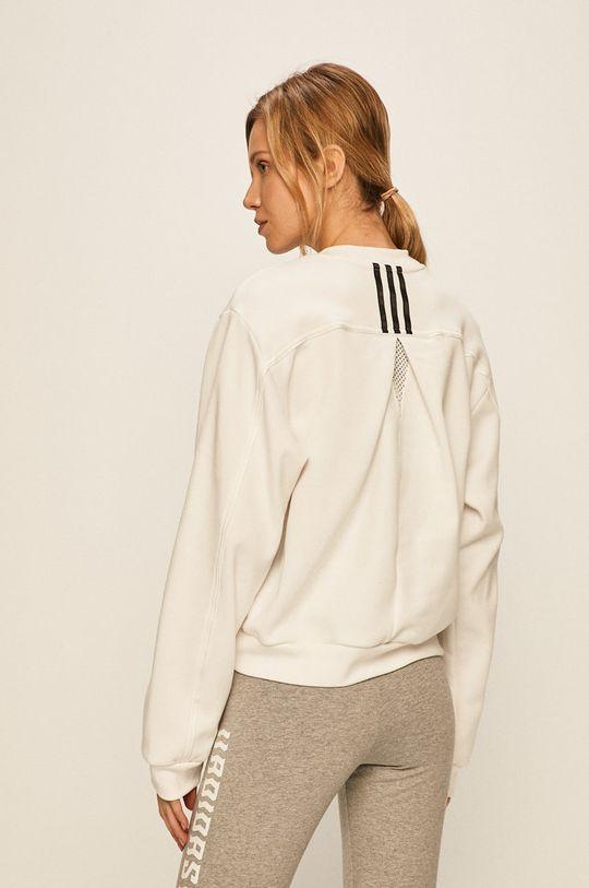 adidas Performance - Mikina 33% Recyklovaný polyester, 67% Bavlna