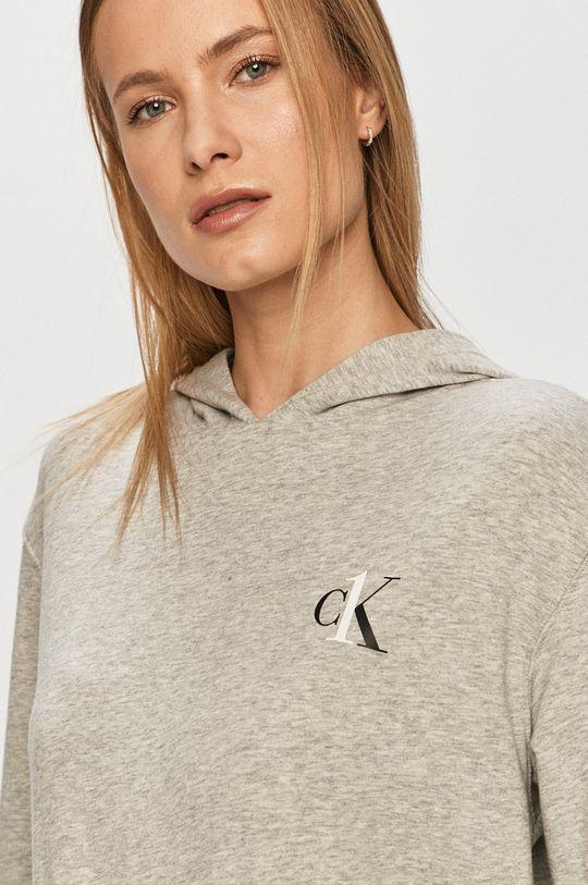 gri deschis Calvin Klein Underwear - Bluza CK One