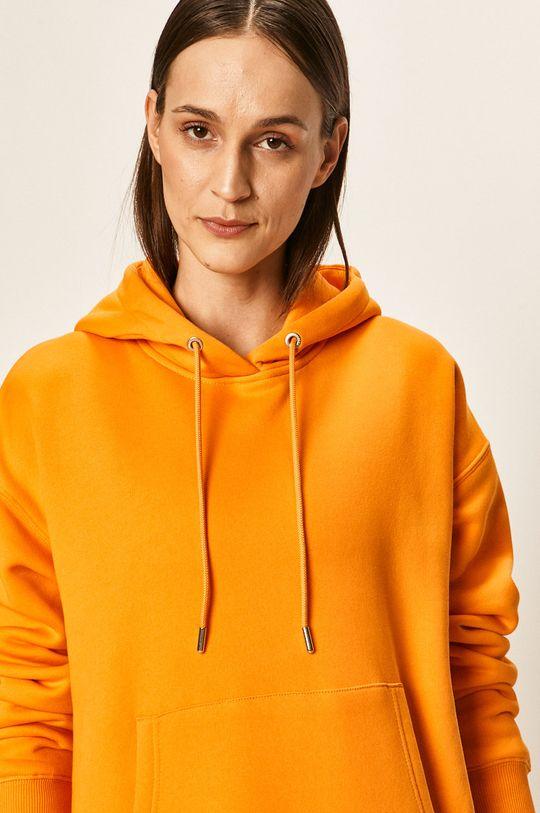 pomarańczowy Peak Performance - Bluza