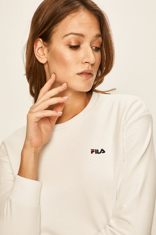 alb Fila - Bluza