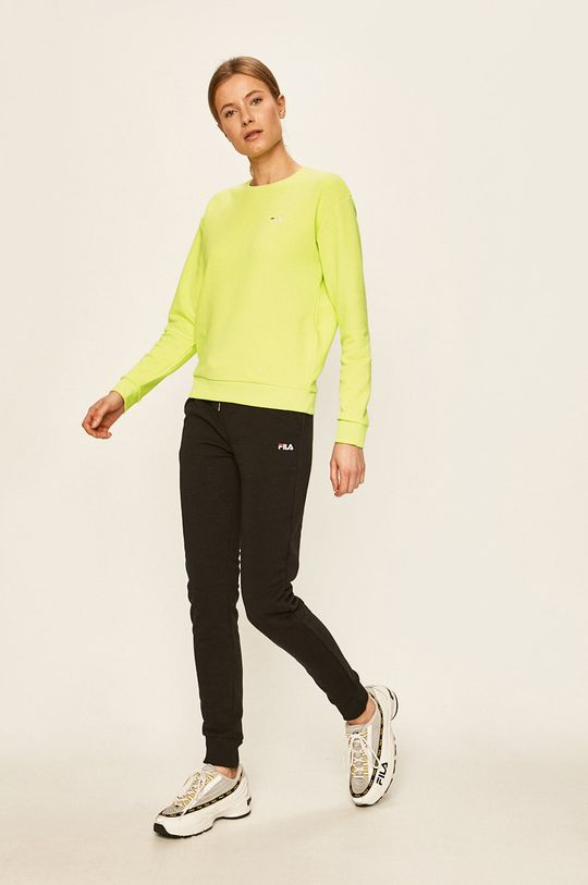 Fila - Bluza galben – verde