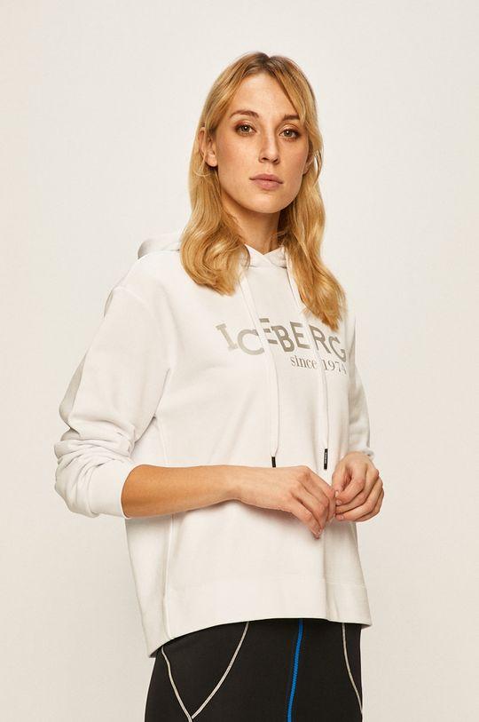 alb Iceberg - Bluza De femei