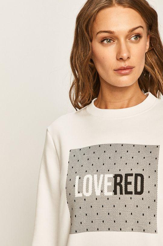 biela Red Valentino - Mikina