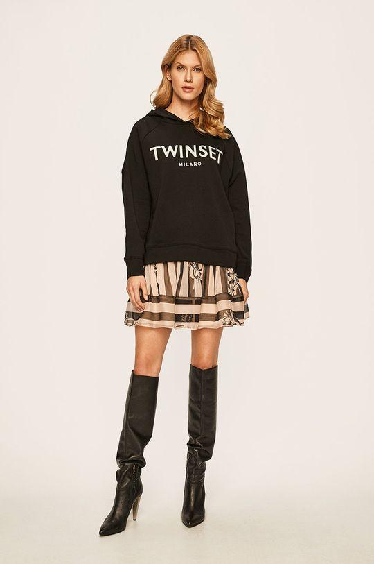 Twinset - Bluza negru