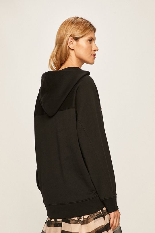 Twinset - Bluza Materialul de baza: 100% Bumbac Alte materiale: 100% Bumbac Cerere: 100% Poliester  banda elastica: 95% Bumbac, 5% Elastan