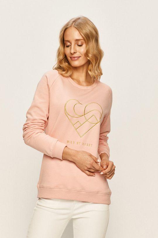 roz pastelat Femi Stories - Bluza Baret De femei