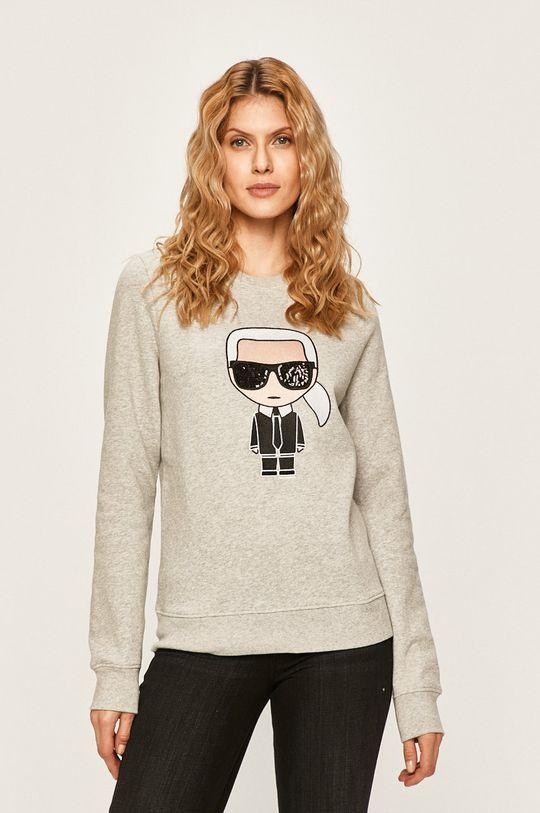 gri Karl Lagerfeld - Bluza De femei