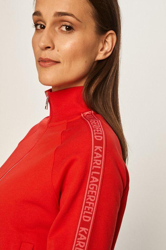 červená Karl Lagerfeld - Mikina