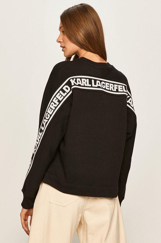 Karl Lagerfeld - Mikina  100% Bavlna