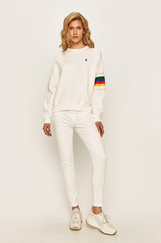 Polo Ralph Lauren - Mikina biela