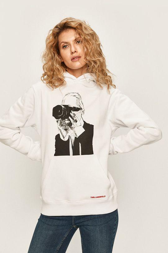alb Karl Lagerfeld - Bluza De femei