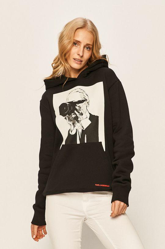 negru Karl Lagerfeld - Bluza De femei