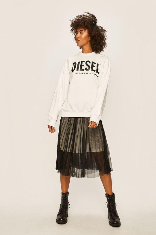 Diesel - Mikina bílá