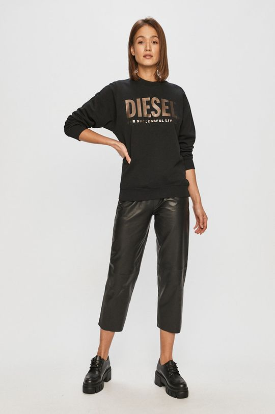 Diesel - Mikina černá