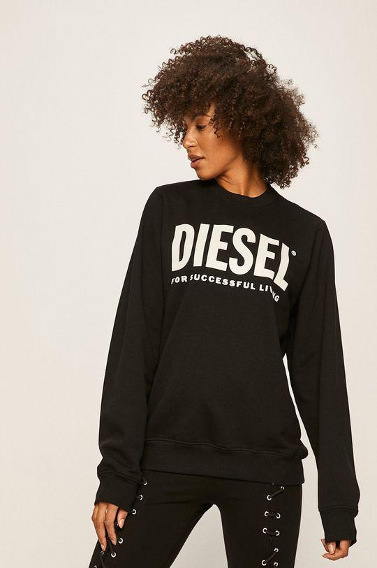 černá Diesel - Mikina