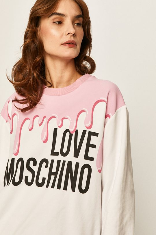 viacfarebná Love Moschino - Mikina Dámsky