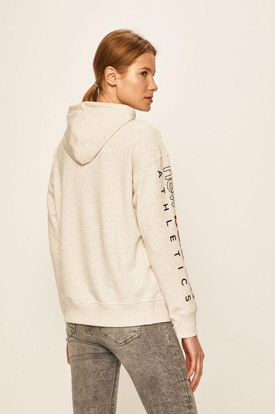 New Balance - Mikina  Základná látka: 64% Bavlna, 36% Polyester Podšívka kapucne : 100% Bavlna Elastická manžeta: 96% Bavlna, 4% Elastan