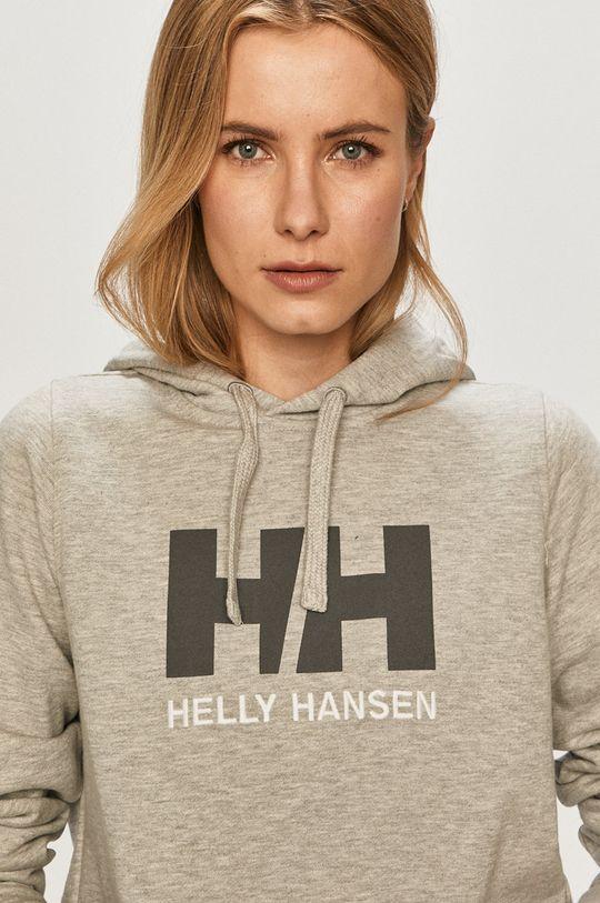 světle šedá Helly Hansen - Mikina