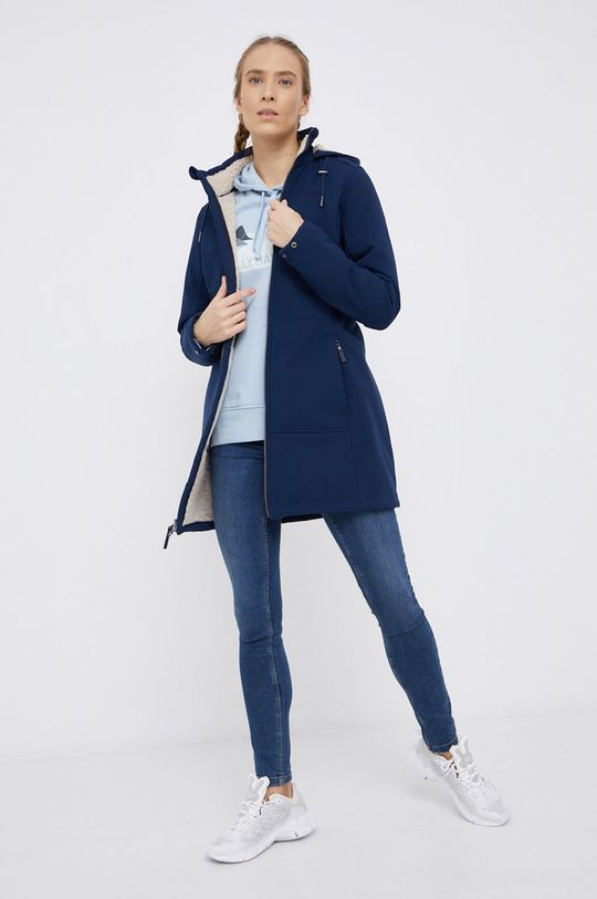 Helly Hansen - Bluza jasny niebieski