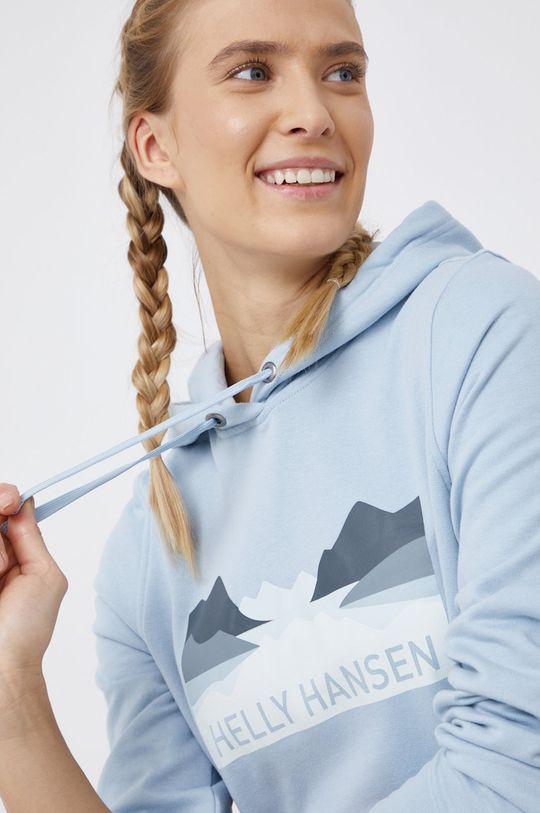 jasny niebieski Helly Hansen - Bluza