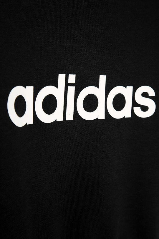 adidas - Dětská mikina 128-170 cm černá