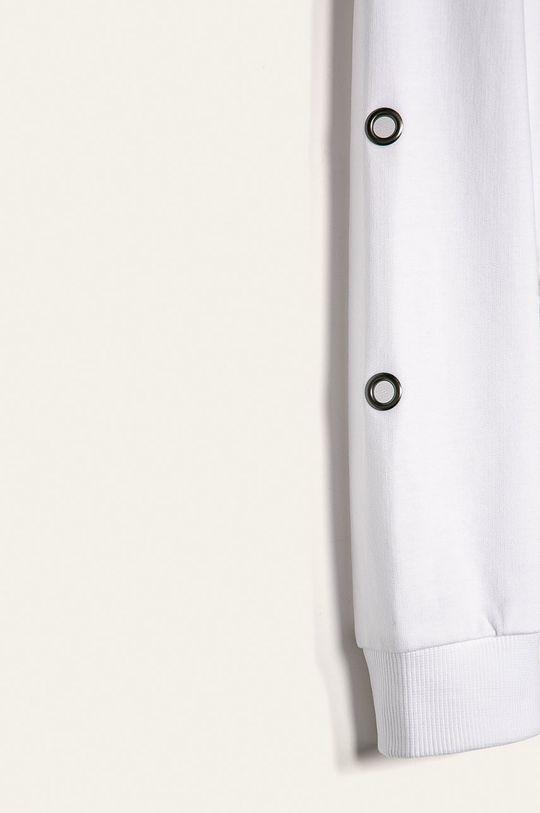 biela Guess Jeans - Detská mikina 118-175 cm