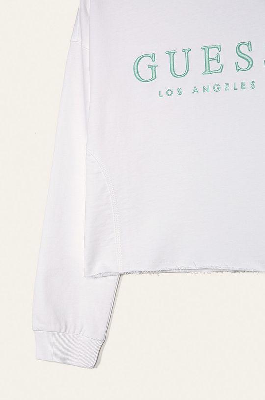 Guess Jeans - Bluza dziecięca 118-175 cm biały