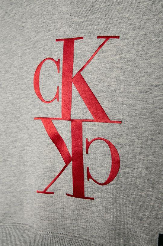 Calvin Klein Jeans - Bluza copii 104-176 cm Materialul de baza: 100% Bumbac banda elastica: 95% Bumbac, 5% Elastan