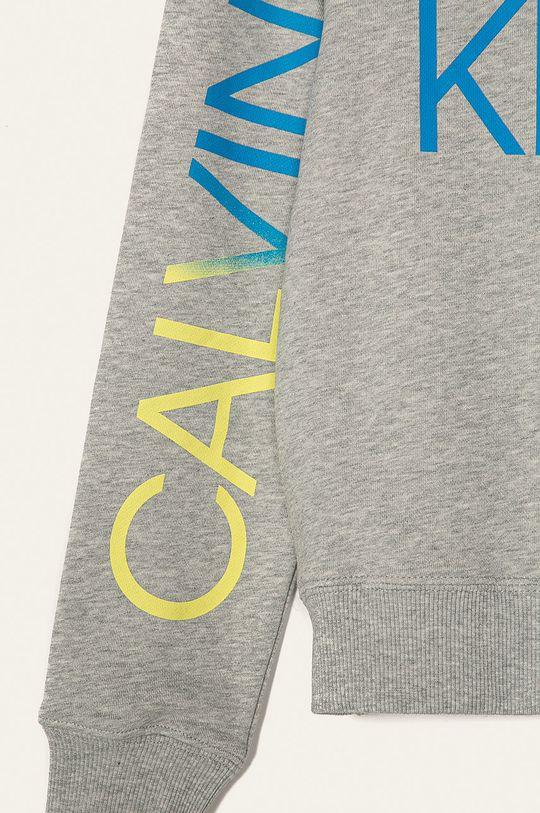 Calvin Klein Jeans - Dětská mikina 140-176 cm Hlavní materiál: 100% Bavlna Stahovák: 95% Bavlna, 5% Elastan