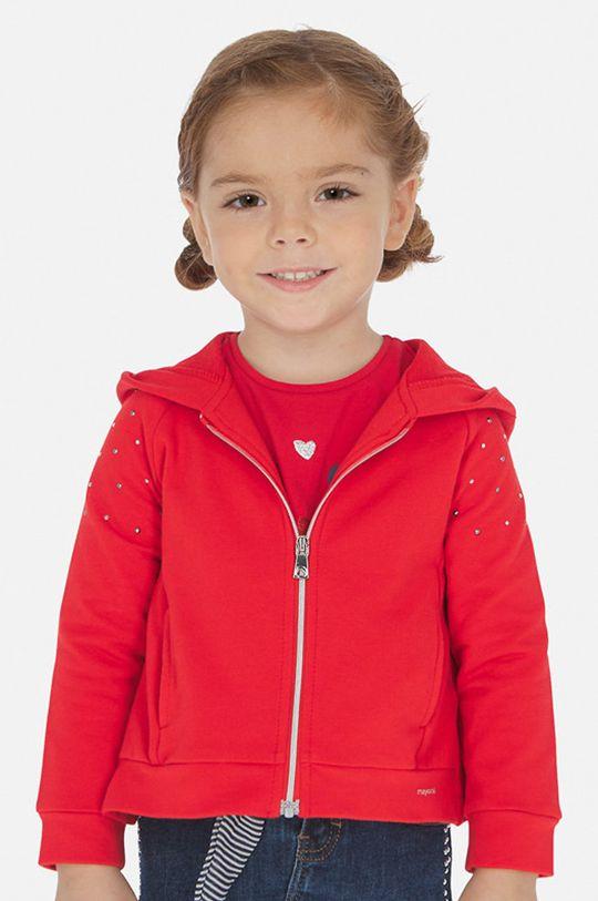 rosu Mayoral - Bluza copii 92-134 cm De fete