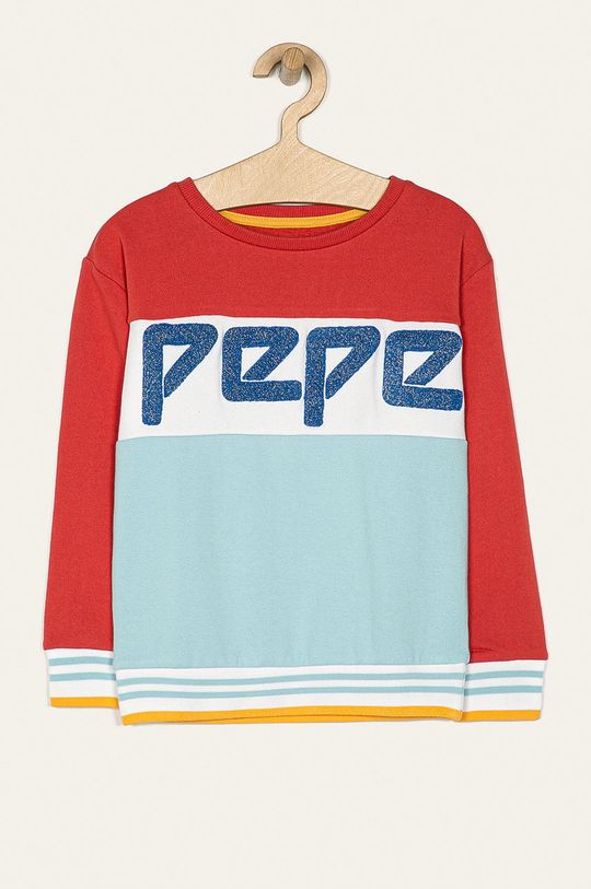 rosu Pepe Jeans - Bluza copii Evita 128-178/180 cm De fete
