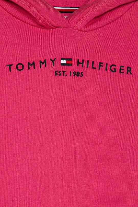 Tommy Hilfiger - Dětská mikina 128-176 cm Hlavní materiál: 35% Bavlna, 65% Polyester Stahovák: 34% Bavlna, 2% Elastan, 64% Polyester