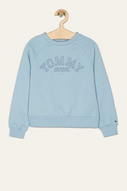albastru deschis Tommy Hilfiger - Bluza copii 128-176 cm De fete