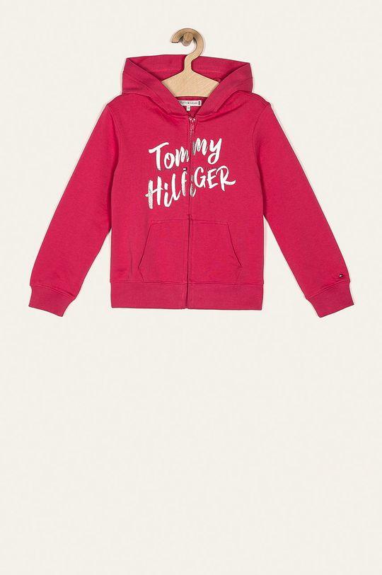 roz Tommy Hilfiger - Bluza copii 128-176 cm De fete