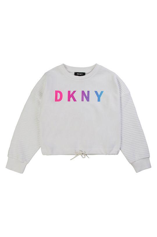 alb Dkny - Bluza copii 152-158 cm De fete