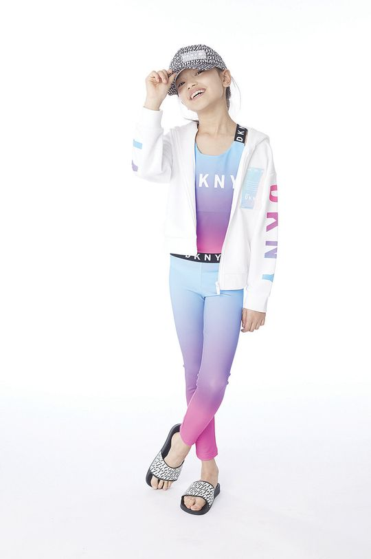 Dkny - Bluza dziecięca 110-146 cm biały