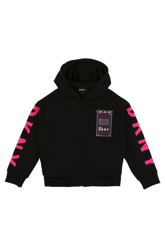 negru Dkny - Bluza copii 152-158 cm De fete