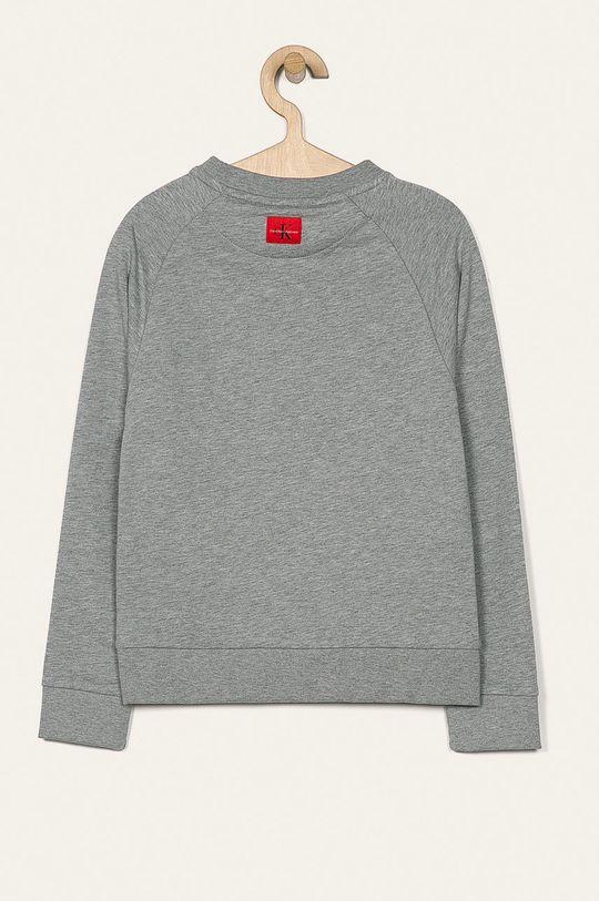 Calvin Klein Underwear - Detská mikina 128-176 cm sivá