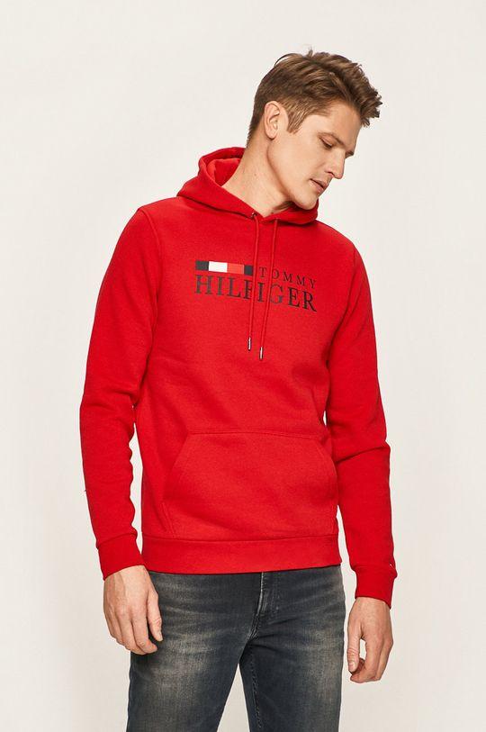 rosu Tommy Hilfiger - Bluza De bărbați