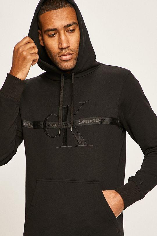 negru Calvin Klein Jeans - Bluza De bărbați
