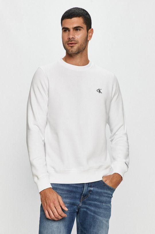 fehér Calvin Klein Jeans - Felső Férfi