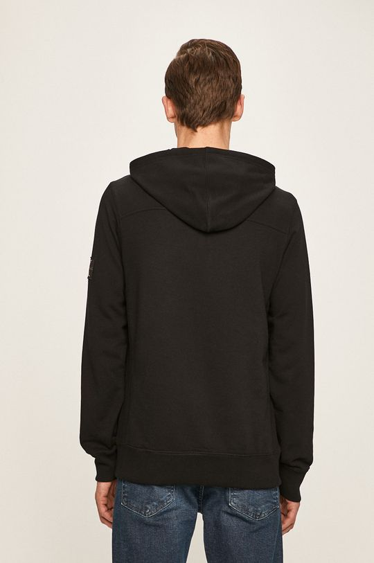 Calvin Klein Jeans - Mikina Hlavní materiál: 100% Bavlna Stahovák: 97% Bavlna, 3% Elastan