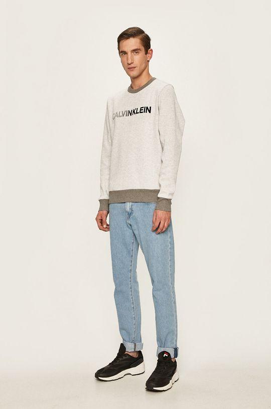 Calvin Klein - Svetr šedá