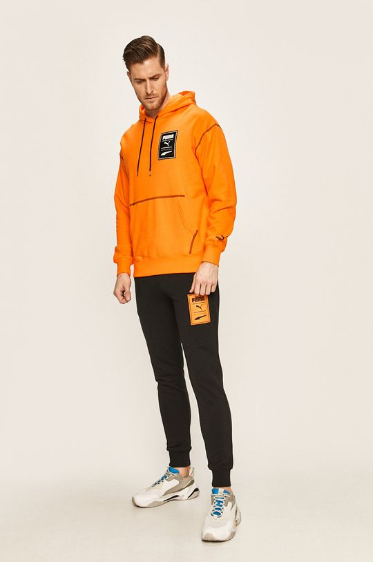 Puma - Bluza portocaliu