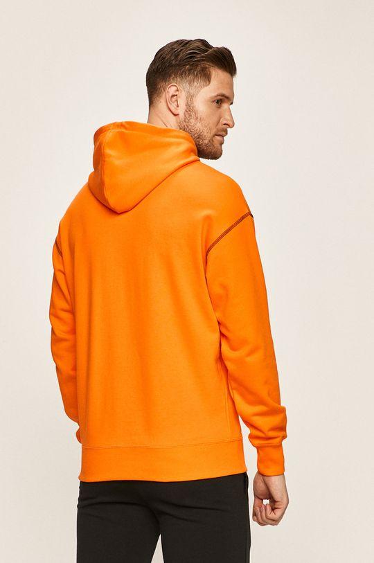 Puma - Bluza Materialul de baza: 100% Bumbac Captuseala glugii: 100% Bumbac banda elastica: 97% Bumbac, 3% Elastan