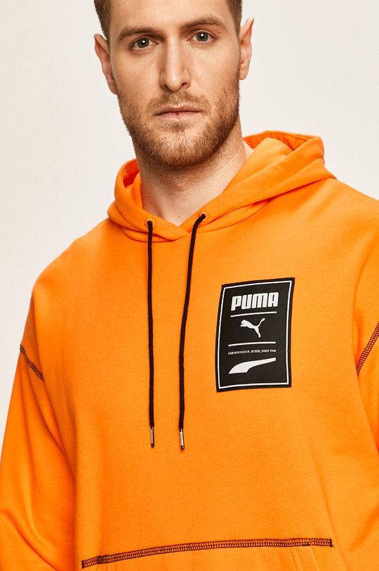 portocaliu Puma - Bluza