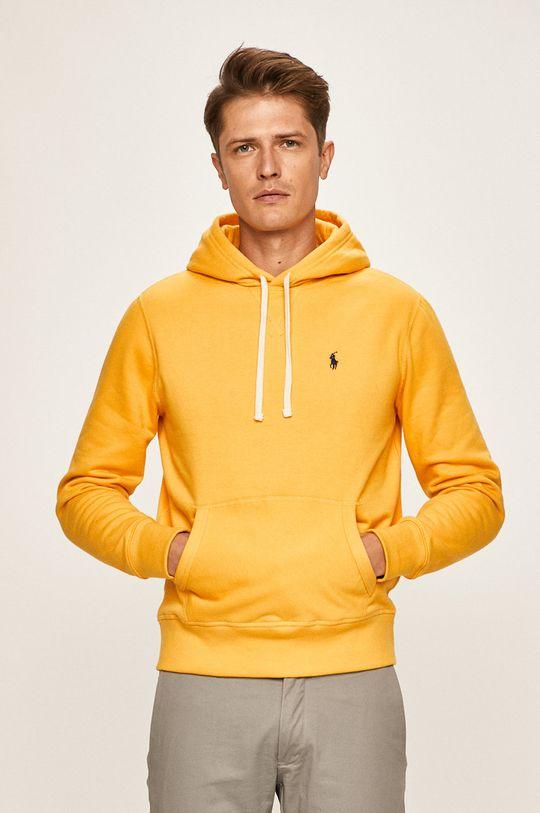 žlutá Polo Ralph Lauren - Mikina Pánský