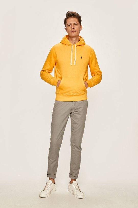Polo Ralph Lauren - Mikina žlutá