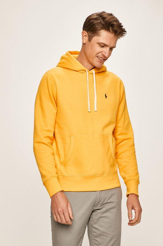 žlutá Polo Ralph Lauren - Mikina