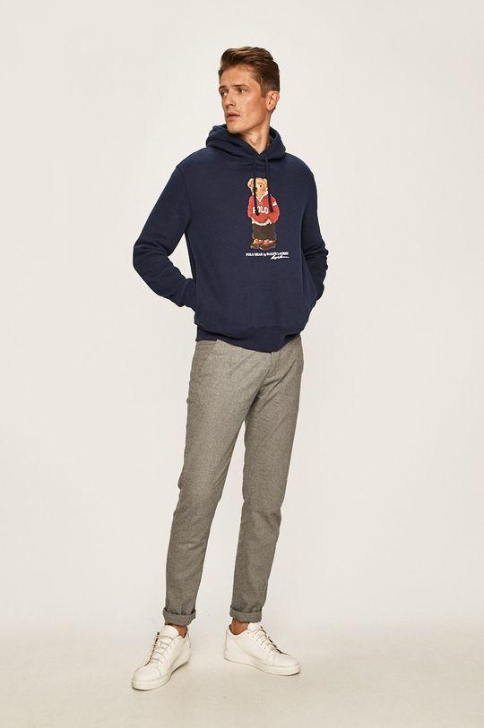 Polo Ralph Lauren - Mikina námořnická modř